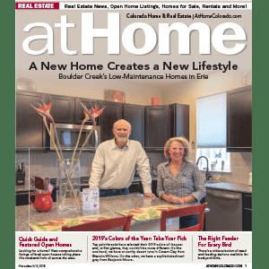 At Home Colorado – Boulder County Edition 11.09.18