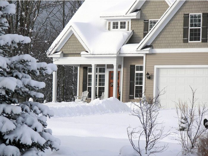 4 Reasons to Sell a Home During Winter