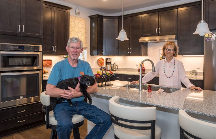 Low-Maintenance Living in Boulder Creek's Longmont Patio Homes