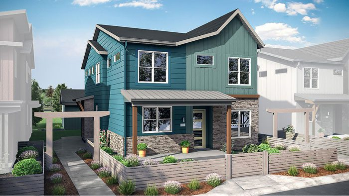 Markel Homes Puts Contemporary Spin on Architectural Classics