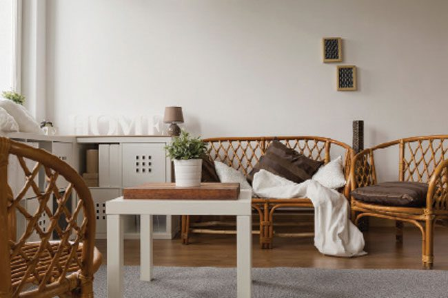 Get the look: Organic modernism