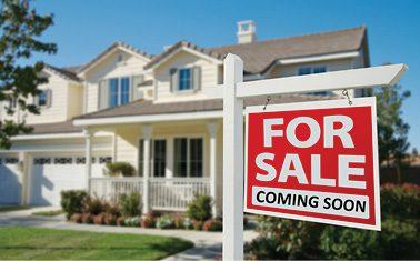"""Coming Soon"" home listings"
