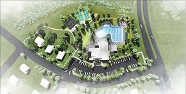 The benefits of waterside living at Barefoot Lakes