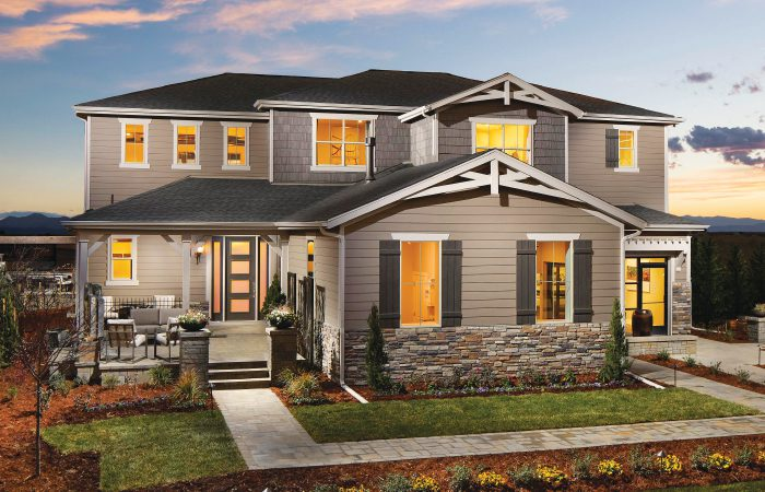 The Complete Luxury Living Package Toll Brothers at Flatiron Meadows