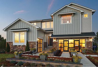 The Complete Luxury Living Package: Toll Brothers at Flatiron Meadows
