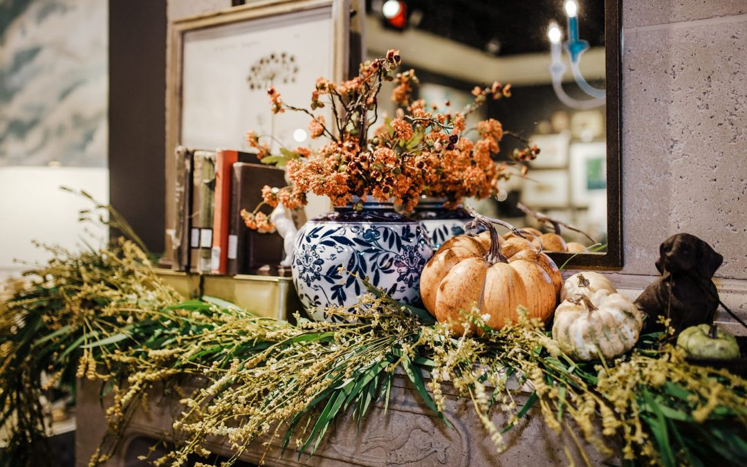 Style at Home: Fall into autumn: 3 ways to ease in to a new season