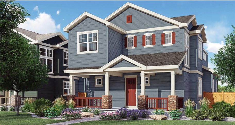 Ease of living is the goal at Lanterns at Rock Creek. (Photo: Boulder Creek Neighborhoods).
