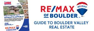 RE/MAX of Boulder - Guide to Boulder Valley Real Estate