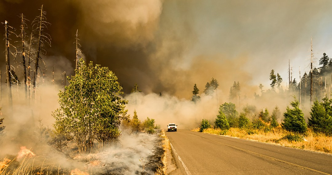 Preparing for the Threat of Wildfire