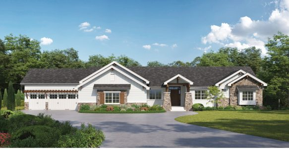 Photo courtesy: Envision Homes