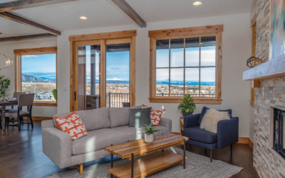 Discovery Ridge: Superior views, superior homes