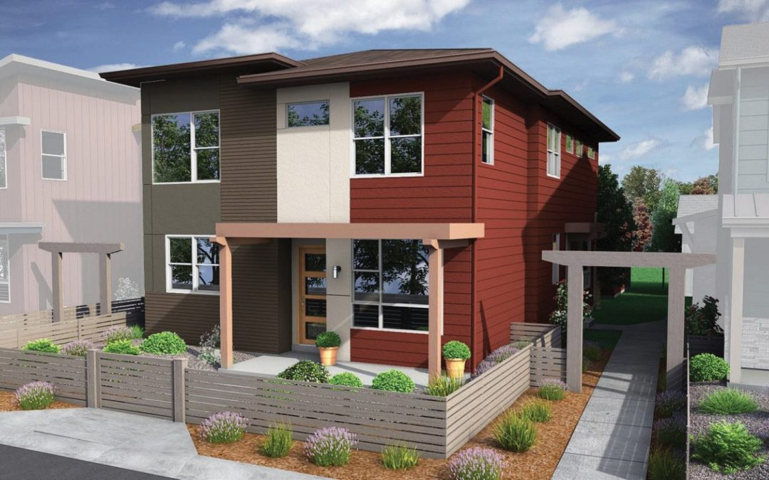 Markel Homes responds to buyer demand  with easy living town homes, duplexes and condo lofts in Longmont, Lafayette and Louisville