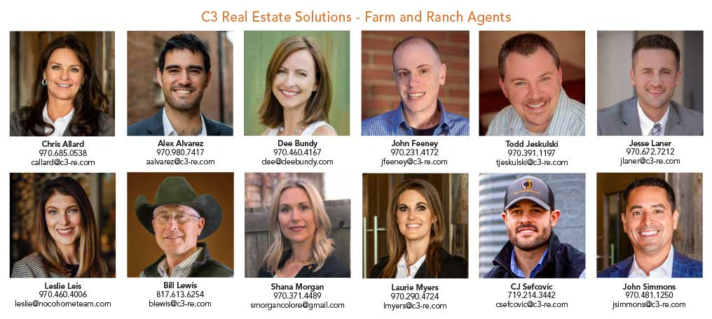 C3 Real Estate Farm and Ranch Division