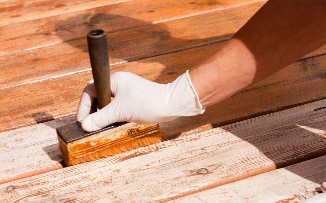 Ask Angi: How should I stain and seal my deck?
