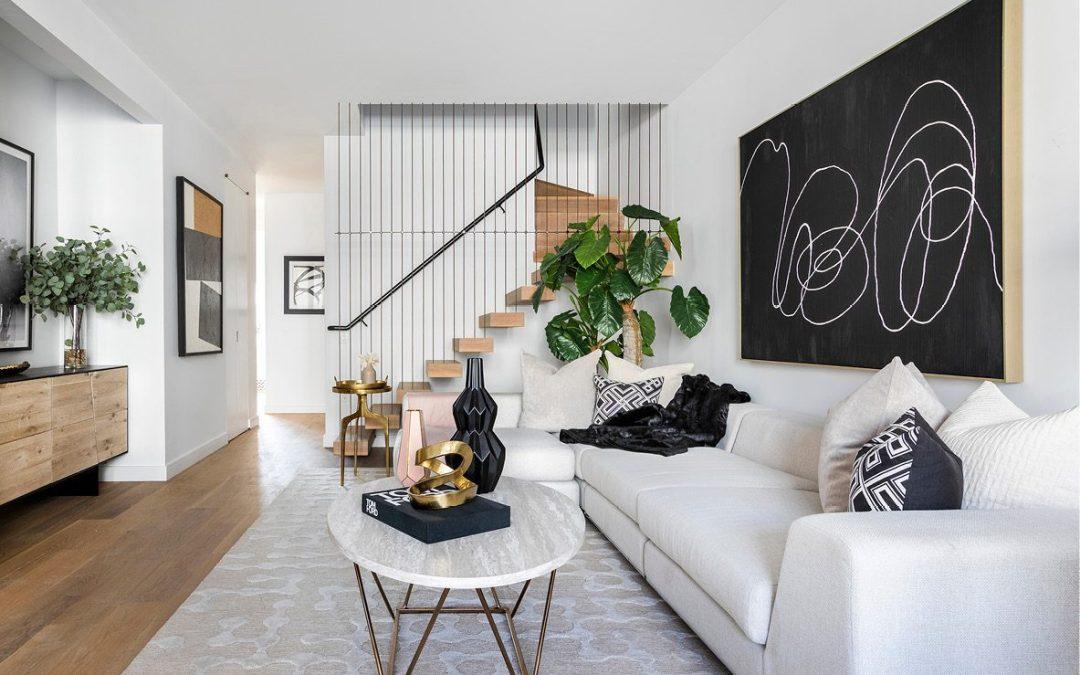 Design Recipes: The beauty of black decor