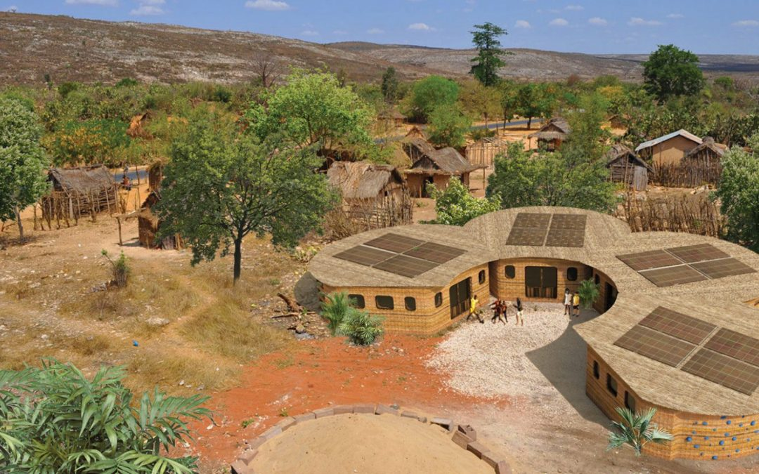 Thinking Huts: Building Schools Where There Are None