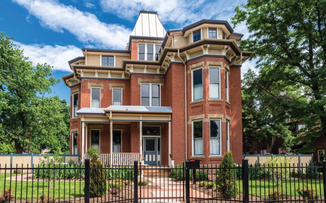 History Comes Home in an Impeccable Restoration