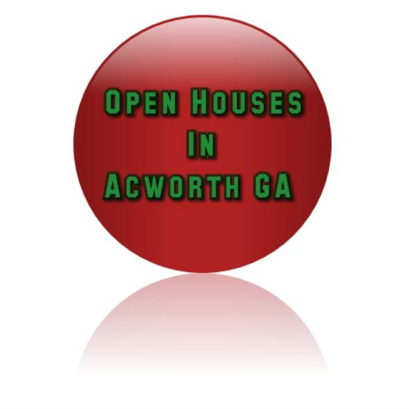 Open Houses In Acworth GA This Weekend