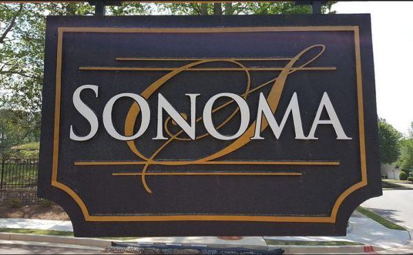 Alpharetta Sonoma New Gated Townhome Community