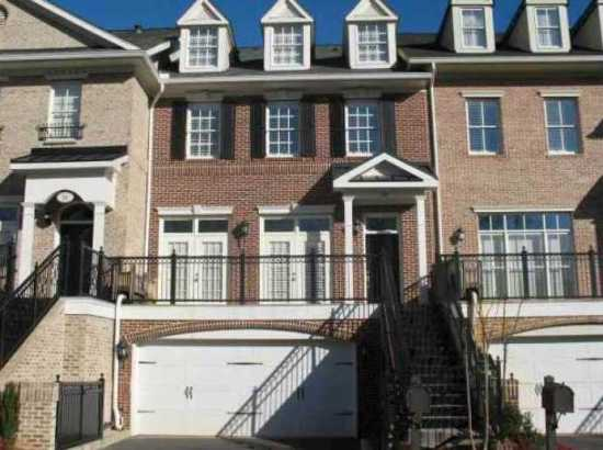Townhome In Buford Village