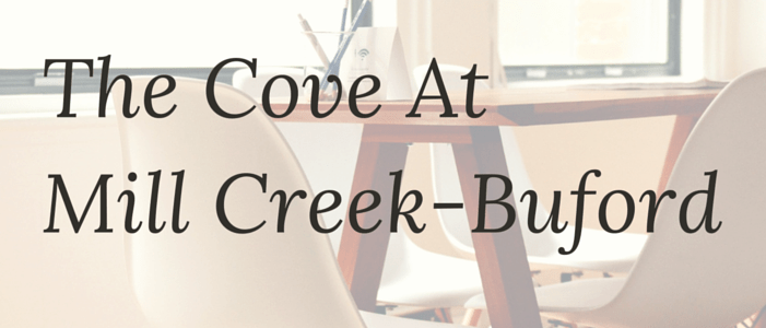Live In Buford For Under $150,000-The Cove At Mill Creek