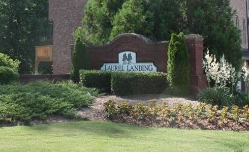 Buford Townhome Living In Laurel Landing Neighborhood