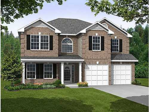 New Homes For Sale In Canton GA