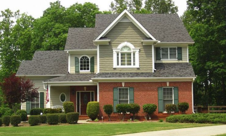 At home in canton georgia canton ga real estate l for Custom home builders canton ga