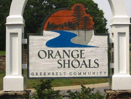 Green Belt Canton GA Orange Shoals