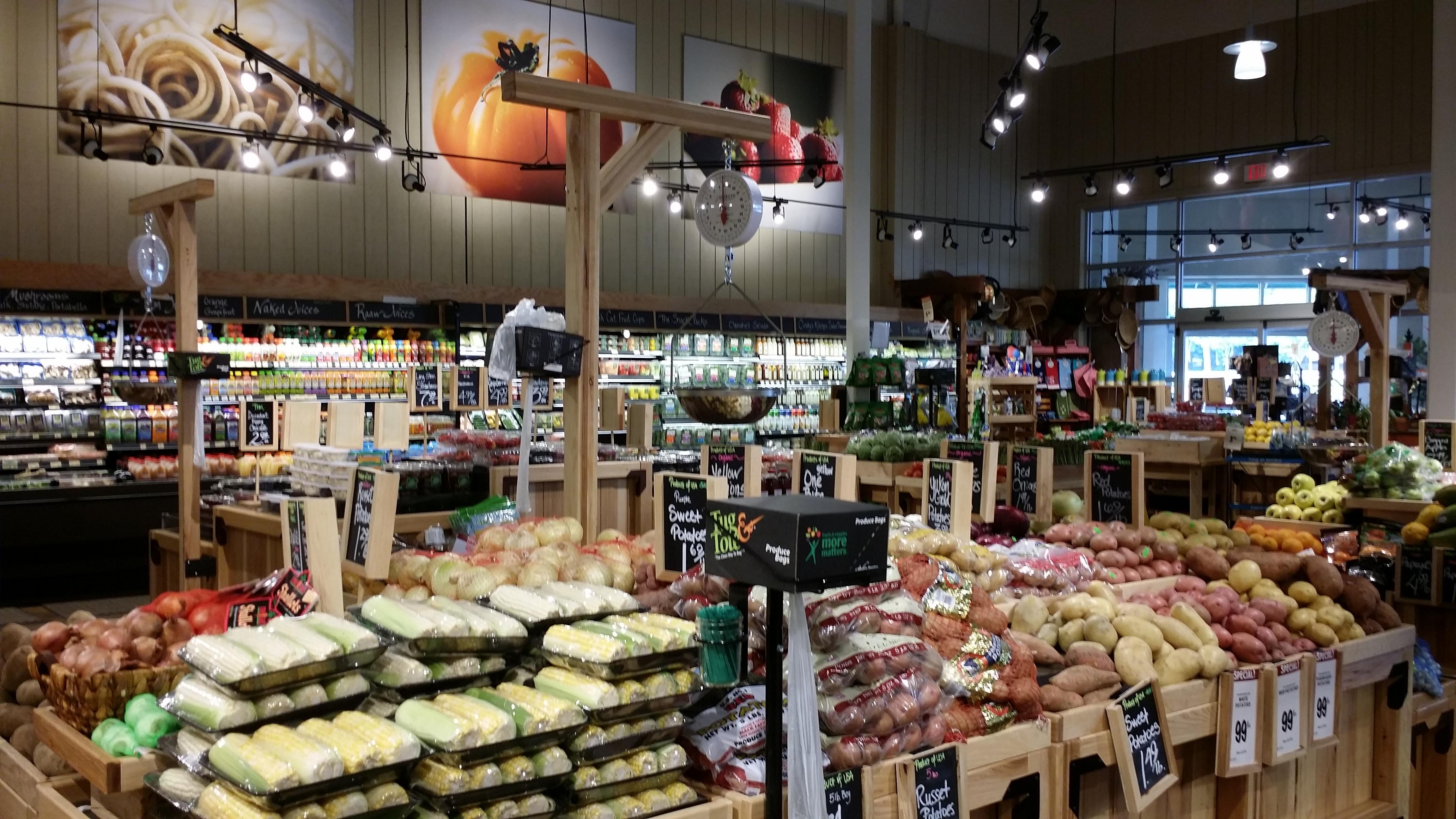 The Fresh Market On Old Alabama Road Visit – Photos Around ...