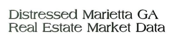 Marietta Real Estate Foreclosures, Short Sales, Bank Owned