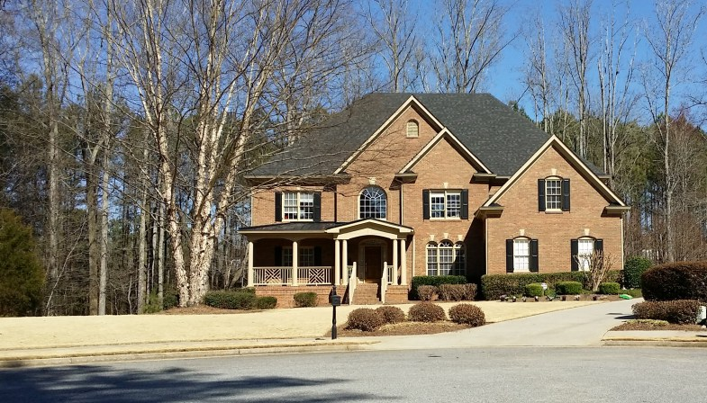 An Estate Home In The Hermitage Milton GA