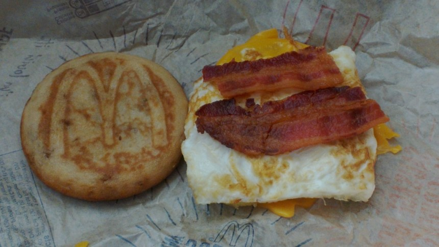Puerto Rican McGriddle