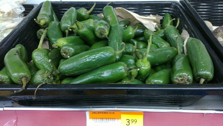 imported jalapenos are used to make mexican salsa in puerto rico