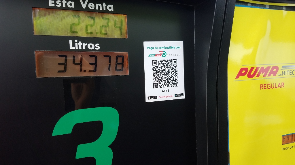 pay at the pump in puerto rico