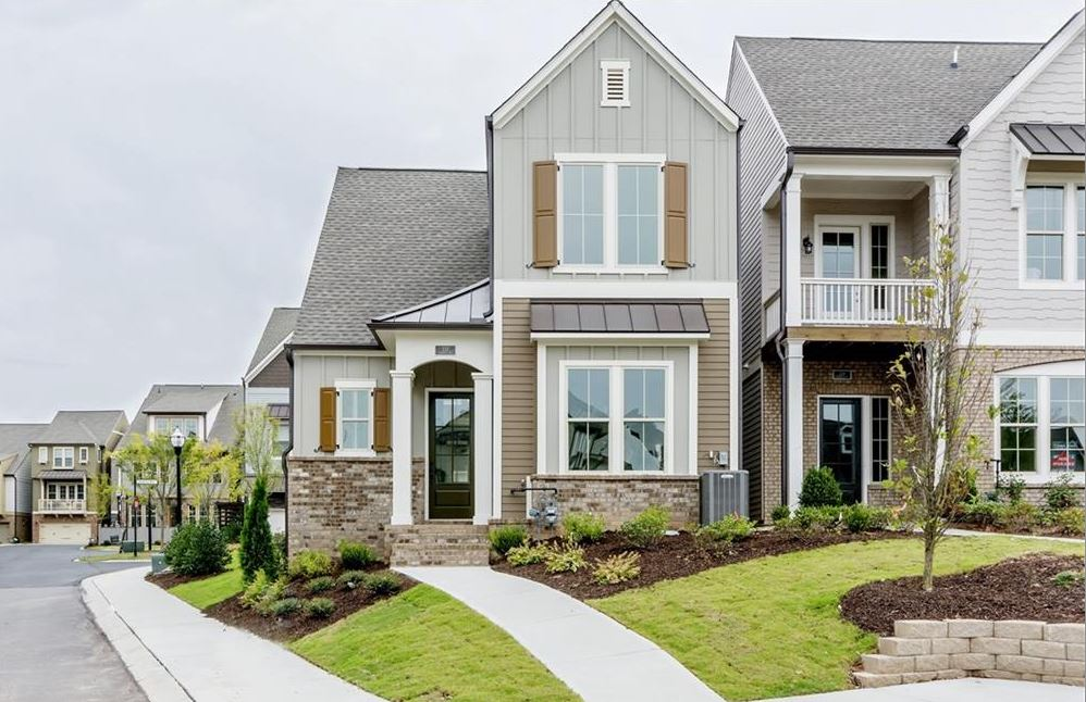 Live In Village Of Belmont By David Weekley Homes