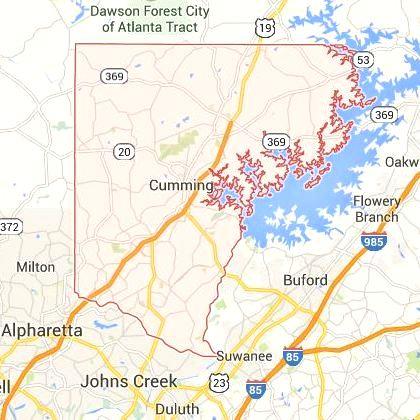 Suwanee Real Estate In Forsyth County GA