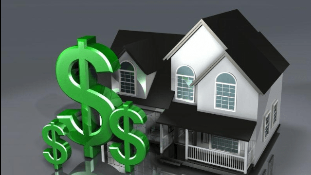 House and Money Signs