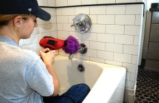 Easy Home Tips, Cleaning Bath