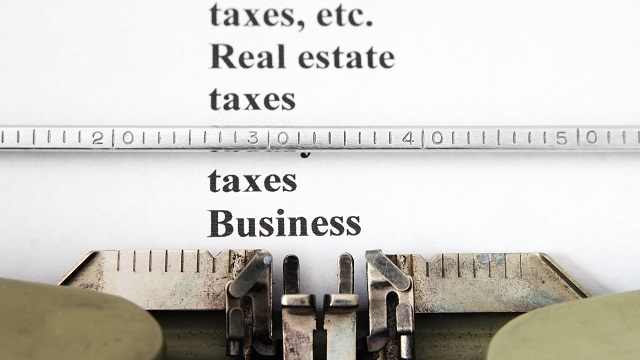 Business and taxes