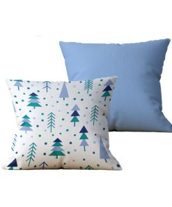Kit com 2 Almofadas decorativas Pishe Duo - 45x45 - by #1 AtHome Loja