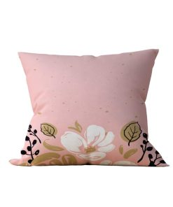 Almofada Decorativa Rose Flower Neo - 45x45