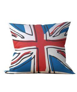 Almofada Decorativa England - 45x45
