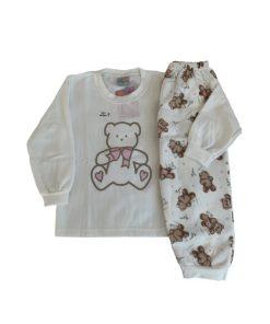 Pijama Infantil Fluffy - Dadomile
