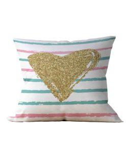 Almofada Decorativa Color Love - 45x45