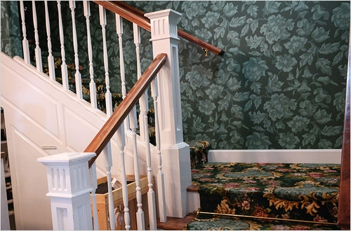 Types Of Staircases For Homes Home Mum   Quarter Turn Staircase Design   Winder Staircase   Oak   Turning   Oval Shaped   Modern