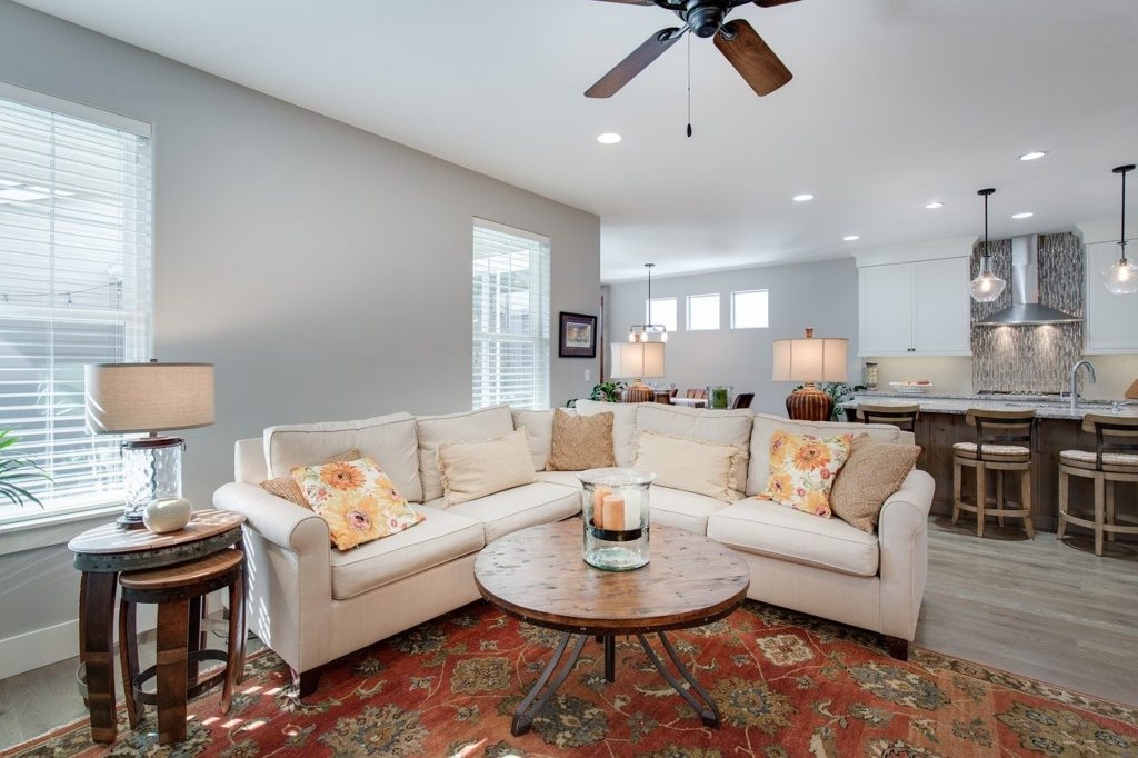tips for using a sectional sofa