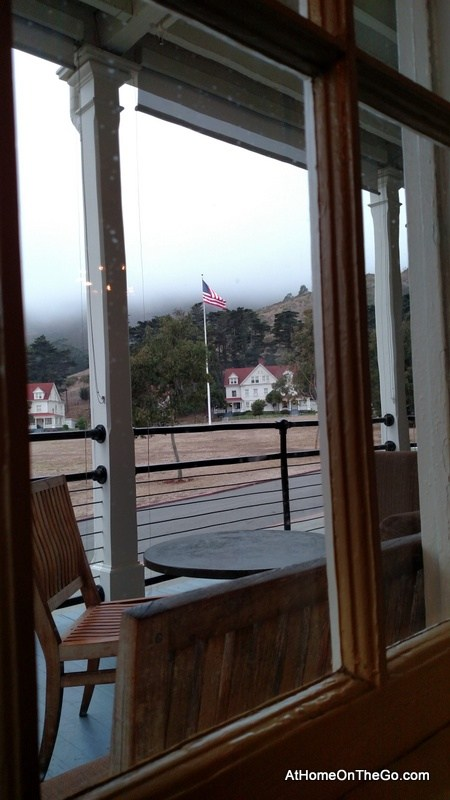 San Francisco Things to Do THE RESTAURANT AT FORT BAKER / CAVALLO POINT