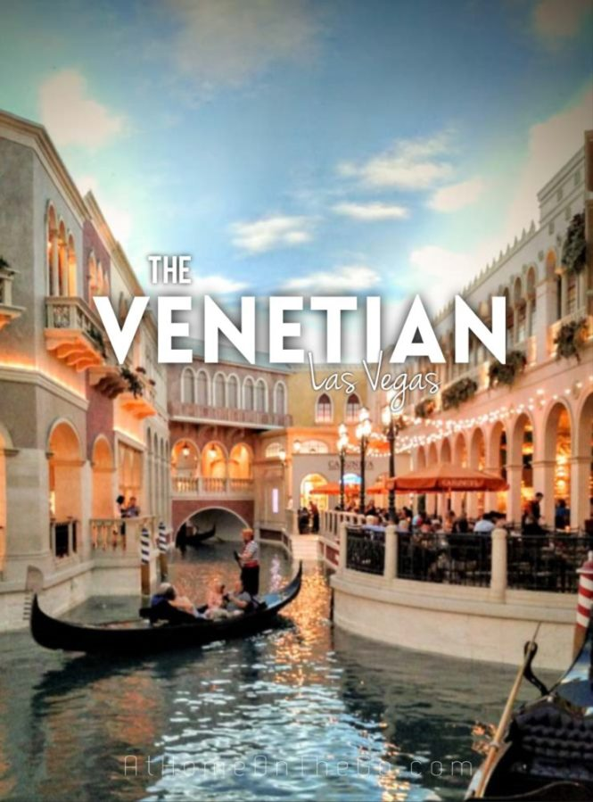 Experience The Venetian - Las Vegas Luxury at its Best