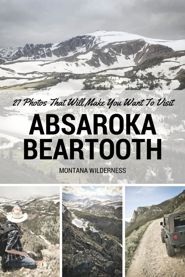 Absaroka-Beartooth Wilderness - 27 Images That Will Make You Want to Go - Pin Me